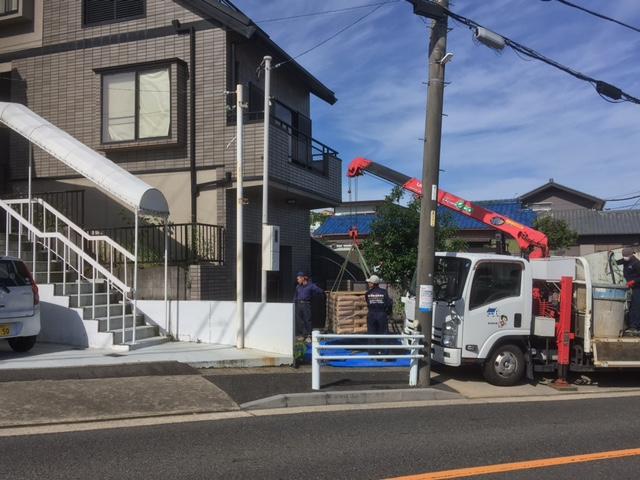 名古屋市 売り物件 沈下修正工事